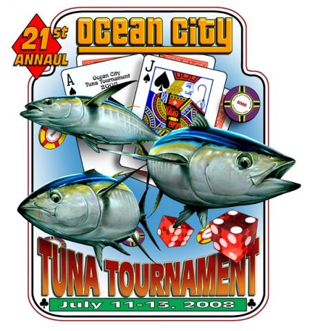 Ocean City Tuna Tournamnet 2008