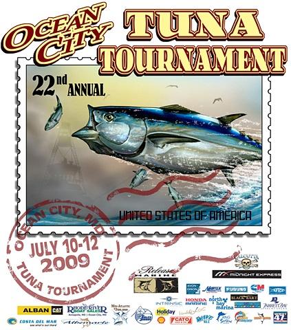 Ocean City Tuna Tournament 2009
