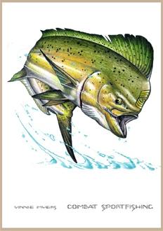 Combat sportfishing