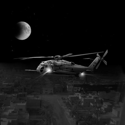 Baghdad Night