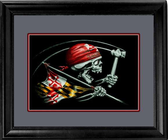 Maryland Skull 2