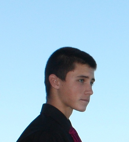 Cole... Homecoming 2010
