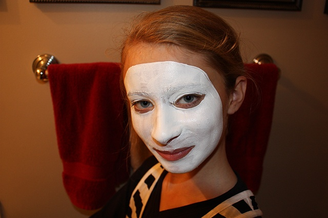 Tess ... Halloween 2009