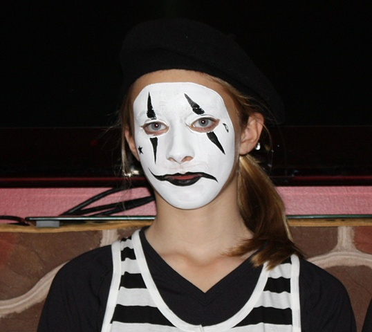 Tess... Halloween 09