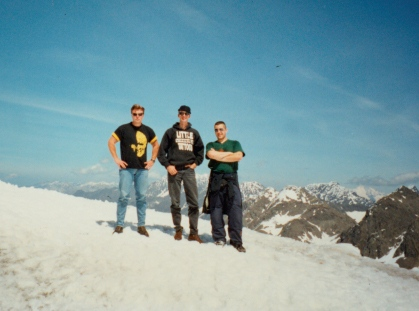 Stubai Glacier