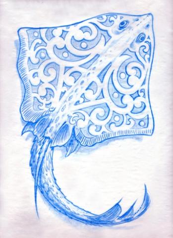 Maori ray