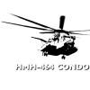 HMH-464 Greeting card