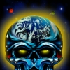Skull Space (Little Vinnies)
