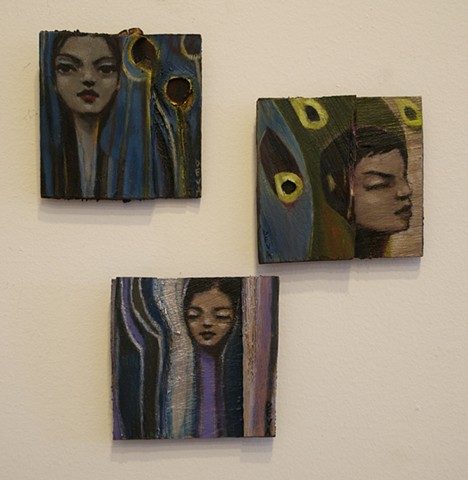 Miniatures 1-3