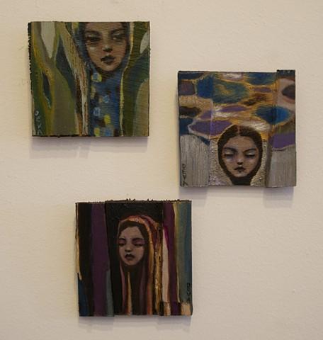 Miniatures 4-6