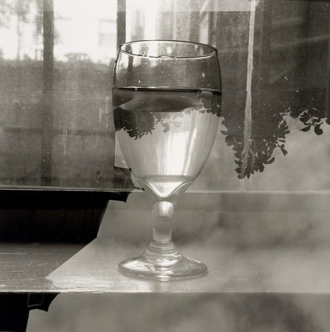 Fancy Water Glass