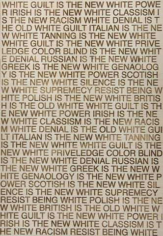 New Whiteness