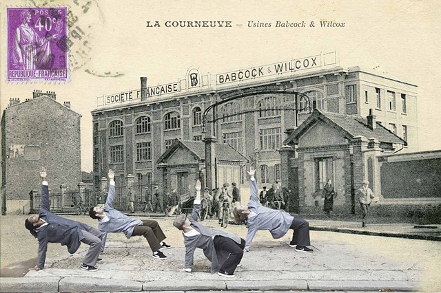 Balade urbaine, La Courneuve 02