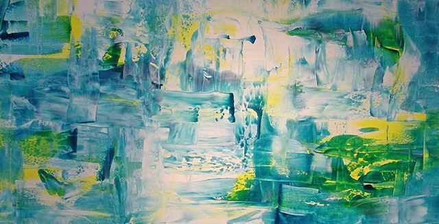 Tropical Waters I - SOLD