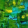 Late Summer Pond - SOLD
