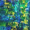WaterSongs Triptych SOLD