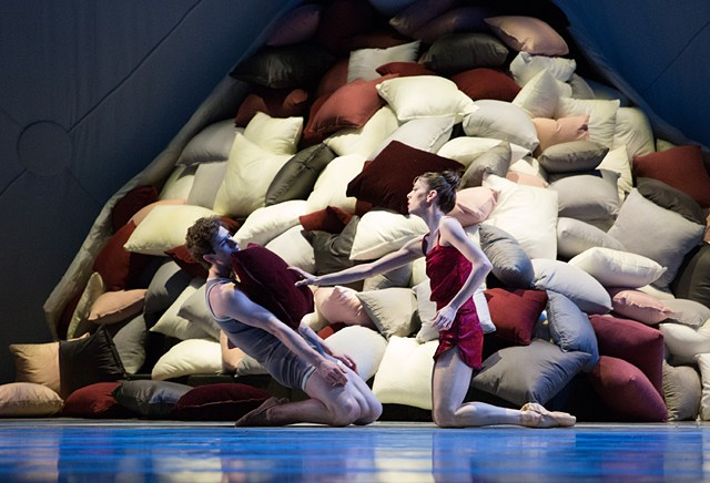 Somnolence,  Pennsylvania Ballet, at The Academy of Music, Philadelphia