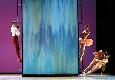 Le Travail,  Pennsylvania Ballet, at The Academy of Music, Philadelphia