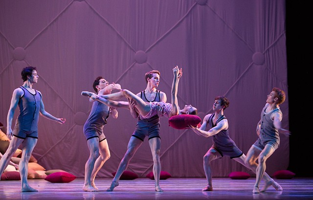 Somnolence,  Pennsylvania Ballet at The Academy of Music, Philadelphia