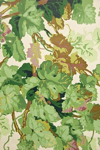 Untitled Wallpaper Sample (Detail)