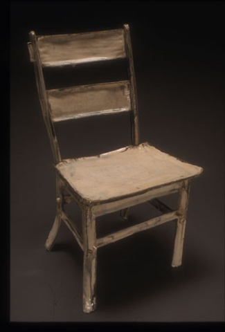 "metal  chair  ""500 chairs series"""