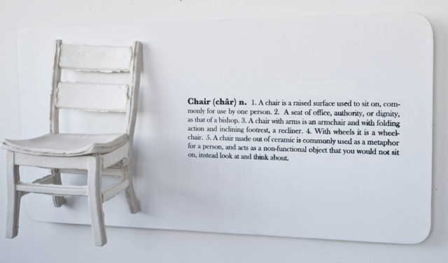 what is a chair