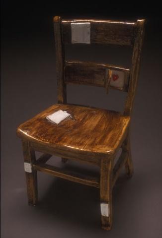 I heart chair