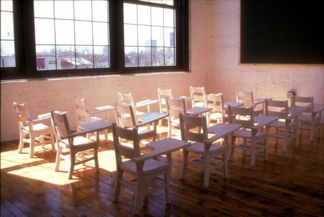MFA Thesis  Classroom
