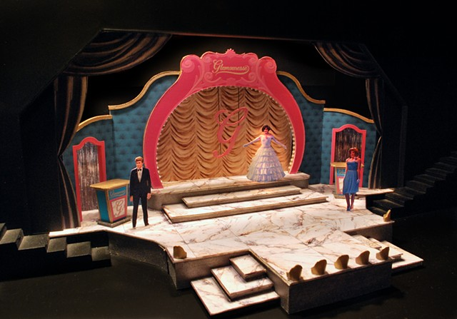 Scenic Design by Sean Fanning