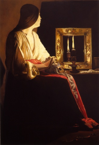 The Repentent Magdalene, Restored