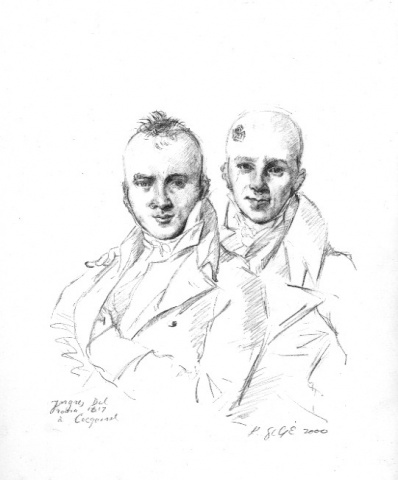 15.	Otto Magnus von Stackelberg and, possibly Jakob Linckh, Restored