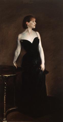 Tobey Lewis as Madame X