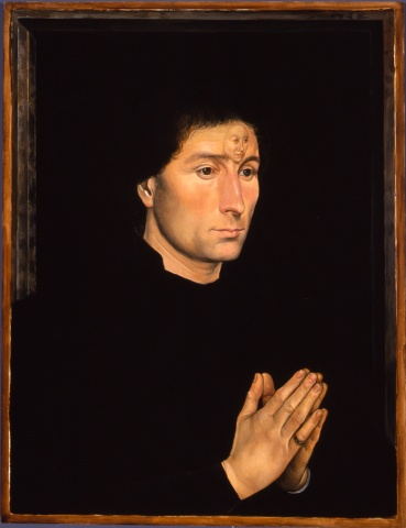 Portrait of Tommaso Portinari, Restored 