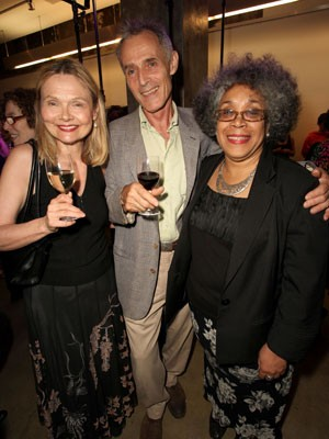 Kathleen Gilje, Robert Lobe and Lowery Sims