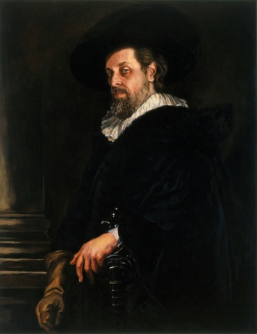 Leo Steinberg as the Self Portrait of Rubens