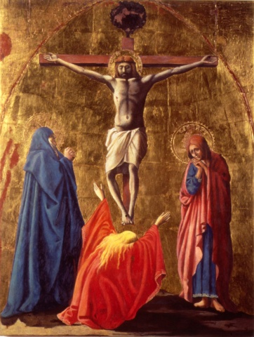 The Crucifixion, Restored