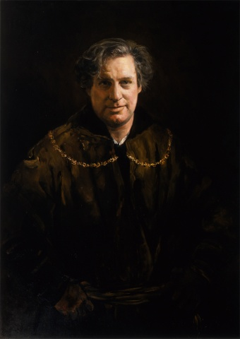 Charlie Finch After Rembrandt