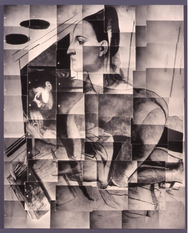 Portrait of Laura Battiferri/ Sylvia Plath