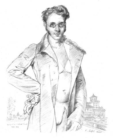 13.Andre'-Benoit, called Taurel, Restored