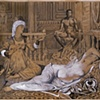 Odalisque with Slave, Restored, 2008