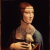 Lady with an Ermine, Restored