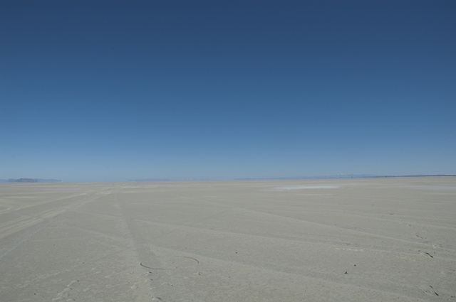 Porcelain, Dirt, Time and The Great Salt Lake