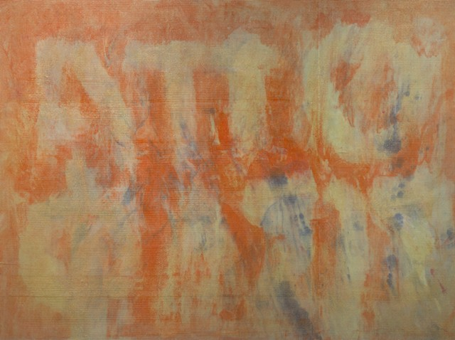 conceptual art abstract painting