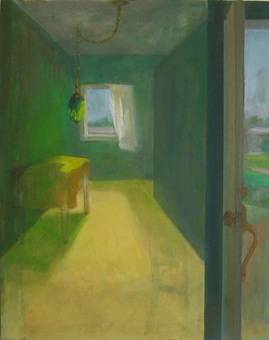 traces ( open door)
