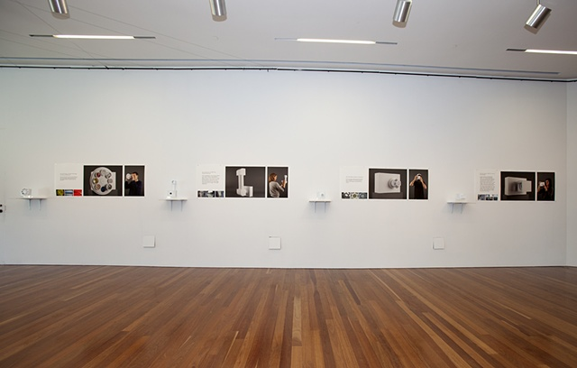 The Lens Lab (Installation view)