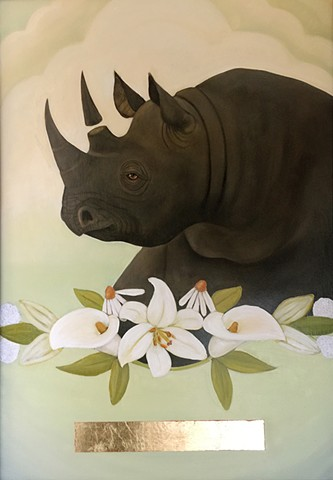 Farewell to the Western Black Rhino