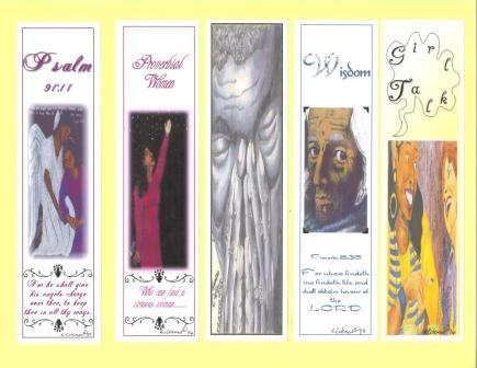 Assorted Bookmarks