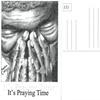 It's Praying Time - Post Card