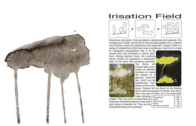 Irisation Field I