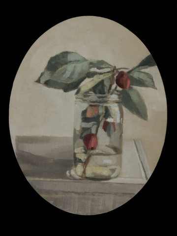 Branch in Jar I
